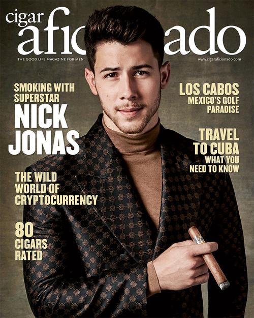 Nick Jonas | September/October 2019