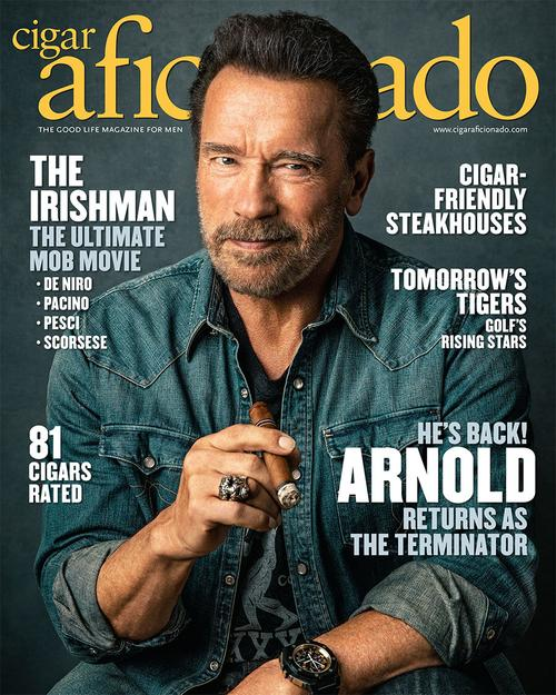 Arnold Schwarzenegger | November/December 2019