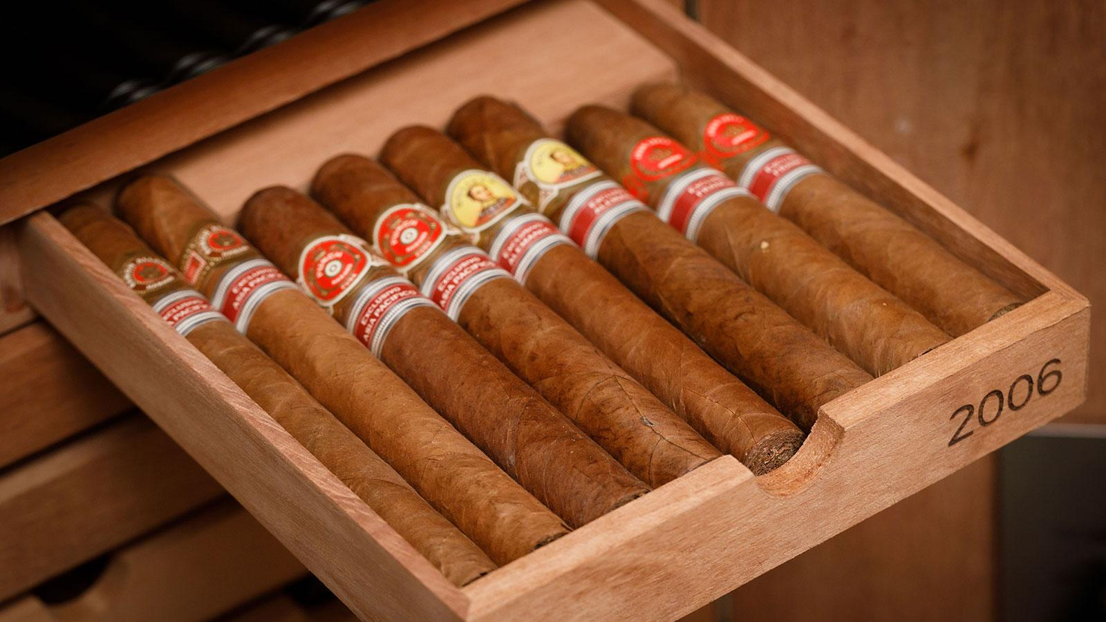 A Humidor With Every Regional Cuban From 2005–2010