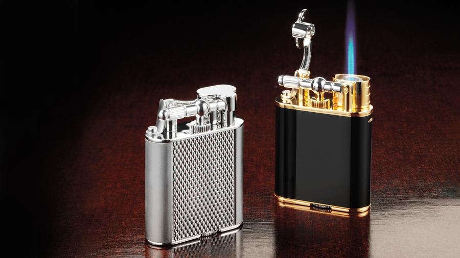 Dunhill Unique Turbo Lighters