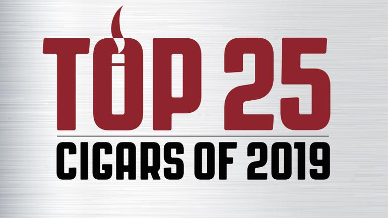 The Top 25 Cigars of 2019 Reveal Schedule