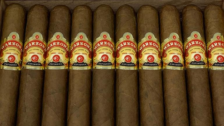 General Cigar and Espinosa Collaborate For Warzone