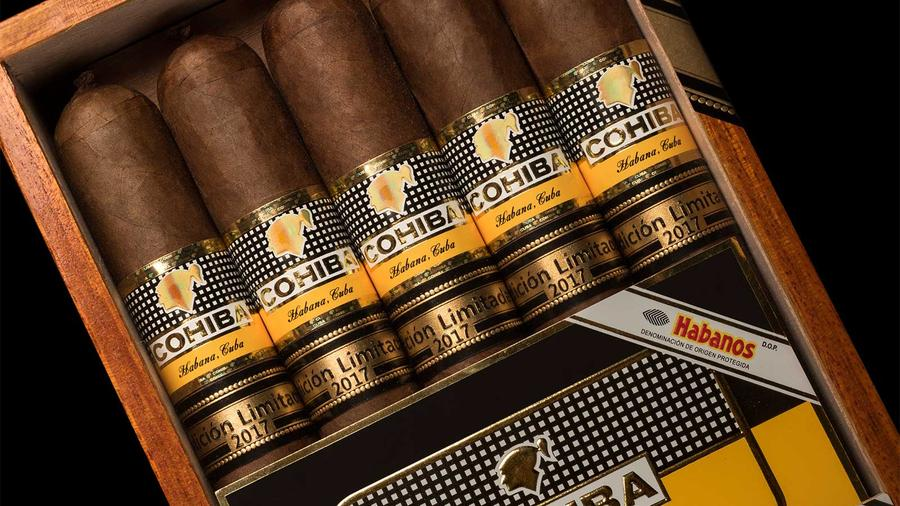Habanos To Bring Back Cohiba Talismán in Limited Quantities