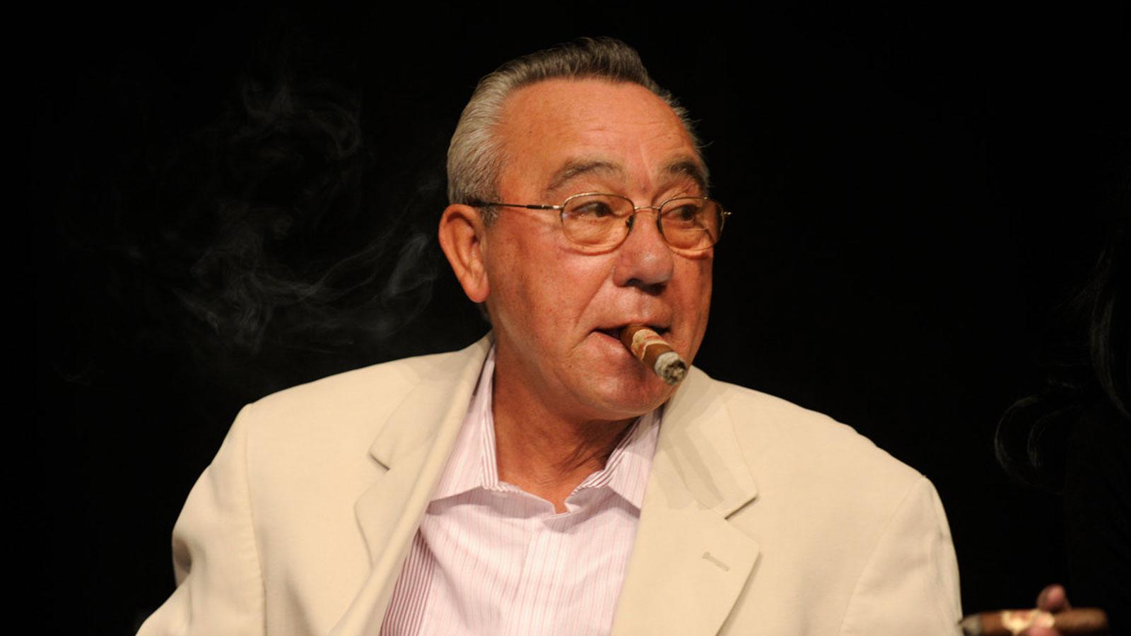 José Pepin Garcia of My Father Cigars Inc.