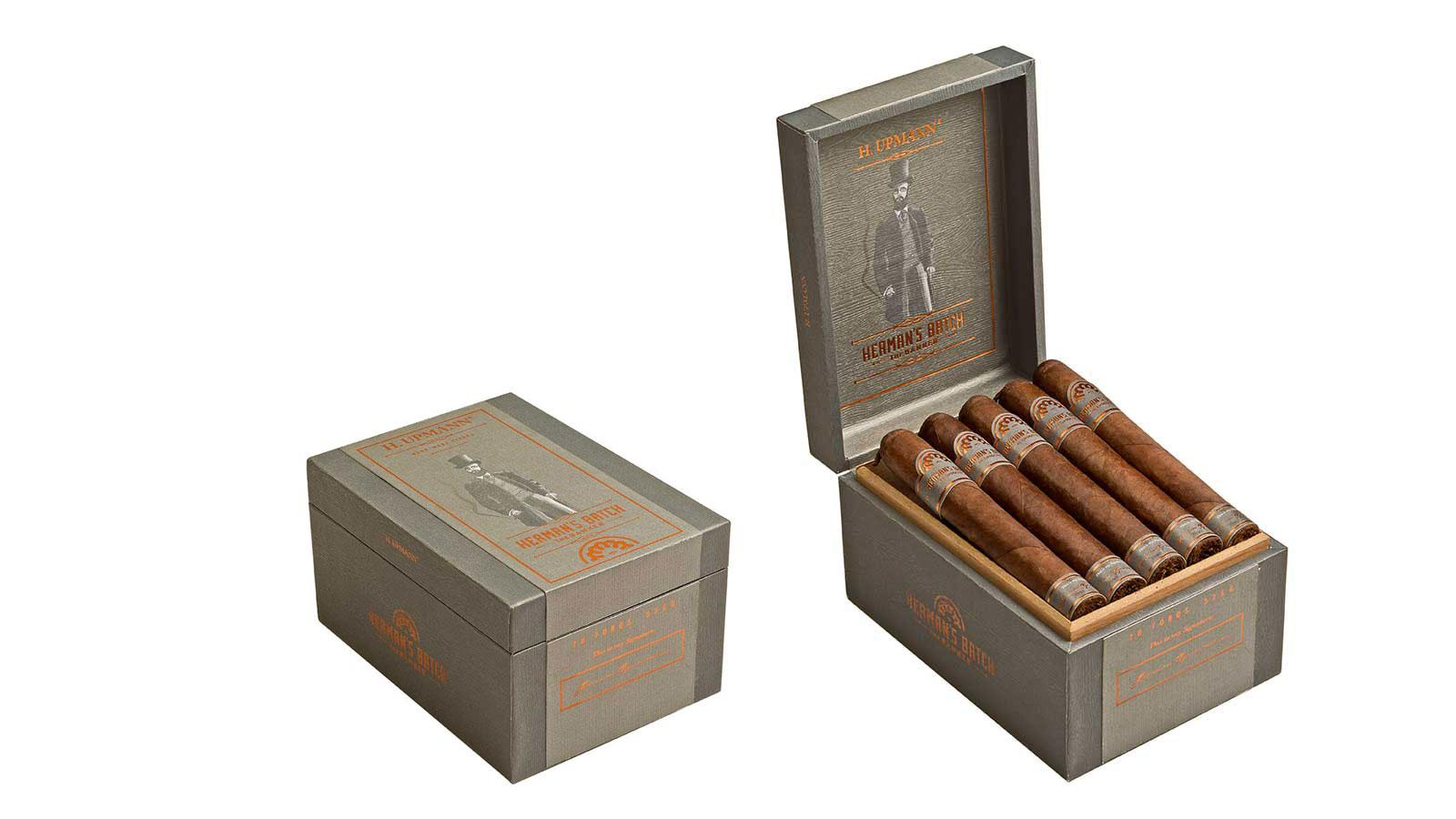New Cigar Honors H. Upmann's Founder