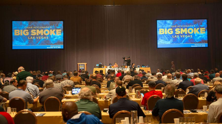 2019 Big Smoke Sunday Seminars: Roll Your Own Cigar