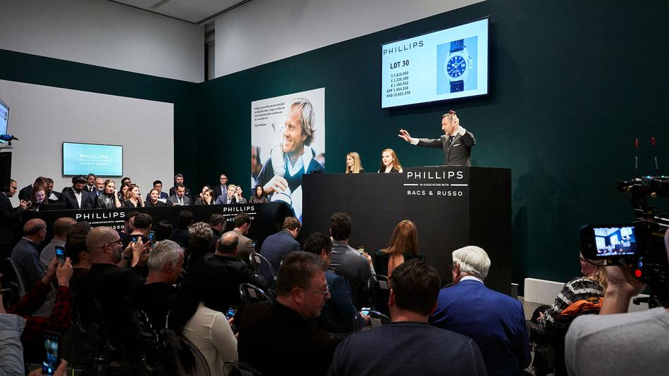 Jack Nicklaus Rolex Sells for Record $1.2 Million