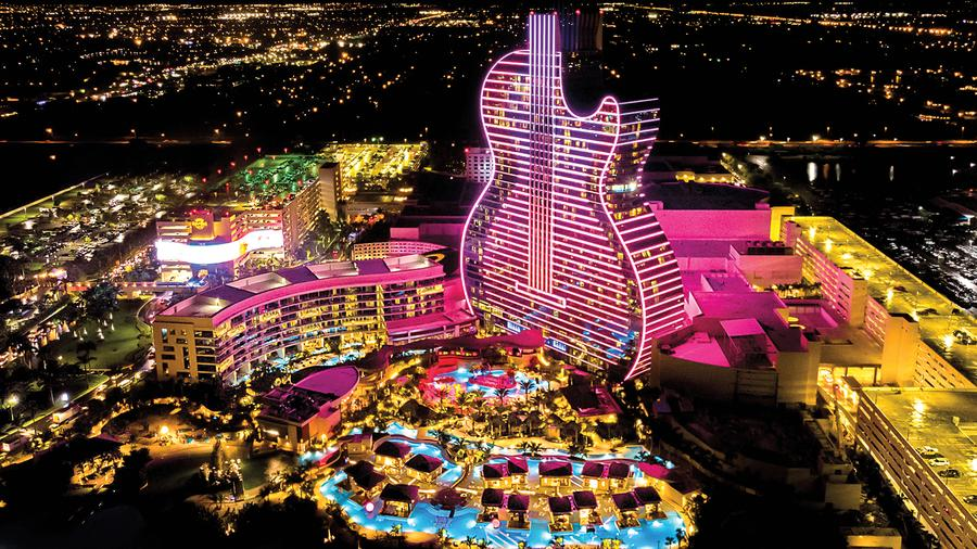 The Seminole Hard Rock Hotel & Casino