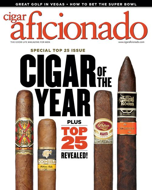 Top 25 Cigars Of The Year | January/February 2020