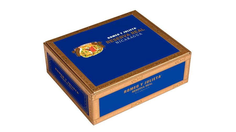 Romeo y Julieta Reserva Real Nicaragua Shipping in March