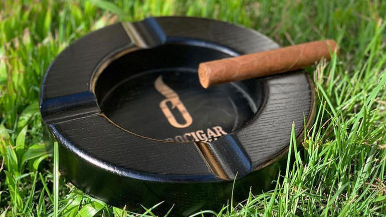 Review: Cigarzona Spartacus Ashtray