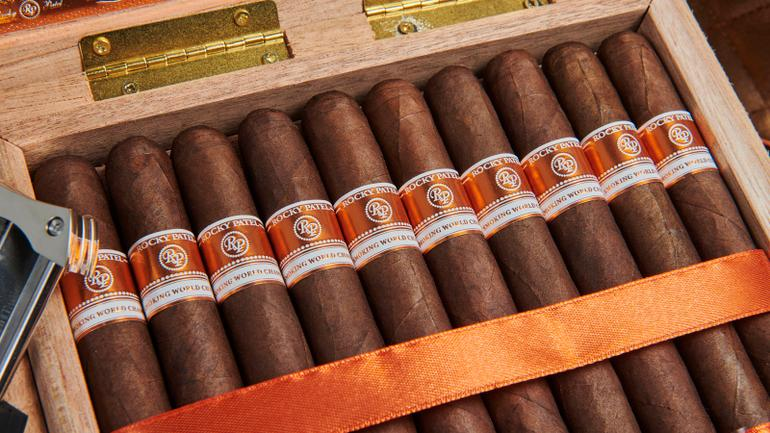 Rocky Patel to Launch Official Smoke for Cigar Smoking World Championship