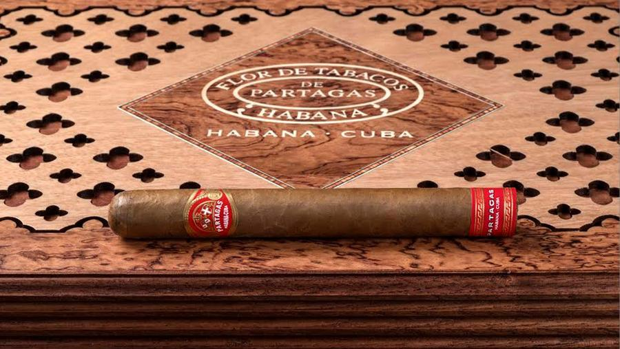 Fancy Partagás Humidor Marks 175th Anniversary