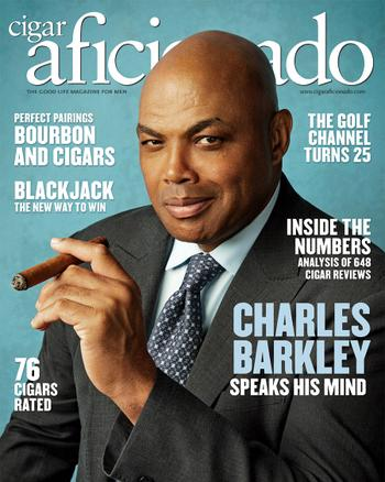 The Latest Issue of Cigar Aficionado