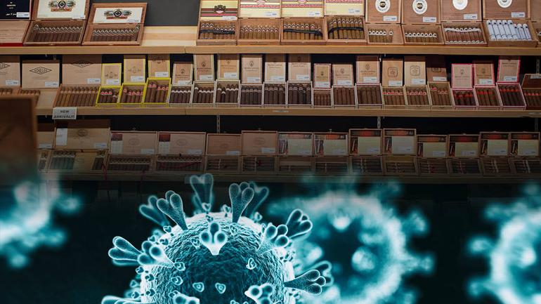 COVID-19: How Cigar Shops Are Responding to the Coronavirus Pandemic
