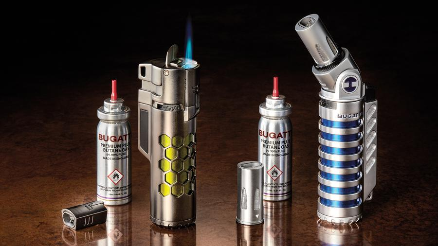 Bugatti Lighters