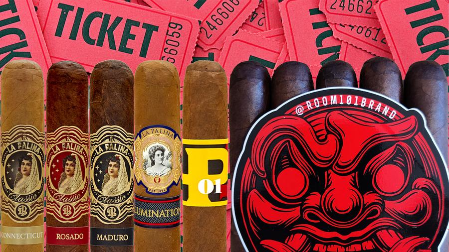 La Palina and Room101 to Host Virtual Cigar Event