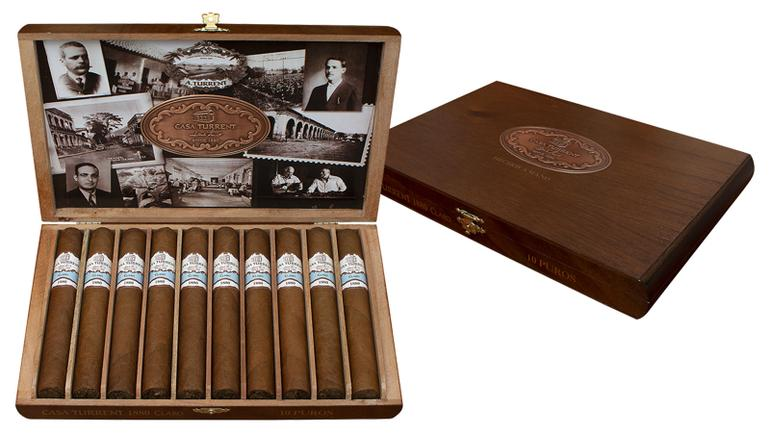 Casa Turrent 1880 to Ship in Four Varieties