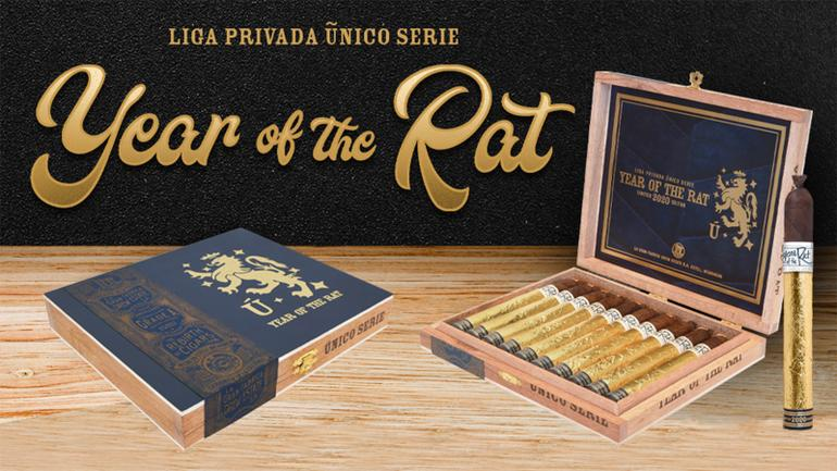 Drew Estate To Ship Year of the Rats for Virtual Events