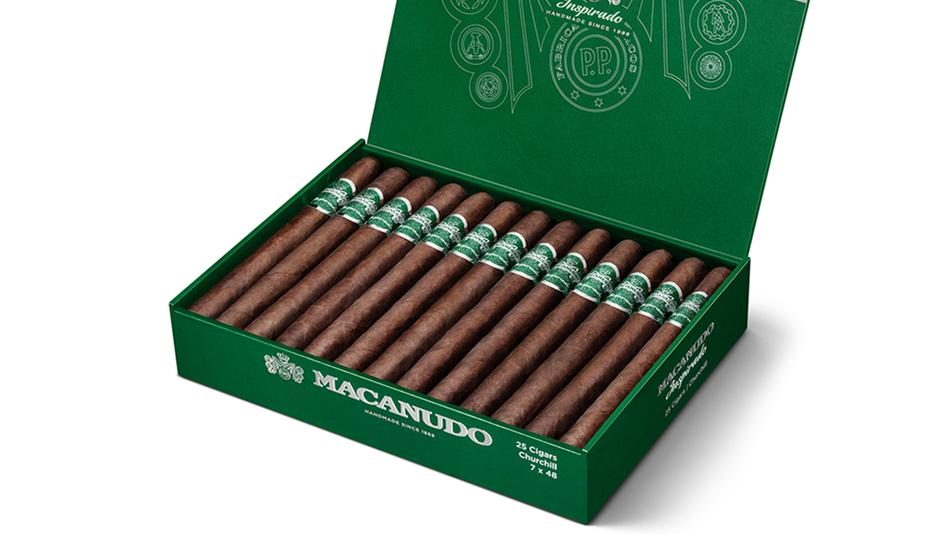 Macanudo Inspirado Goes Green With Brazilian Wrapper