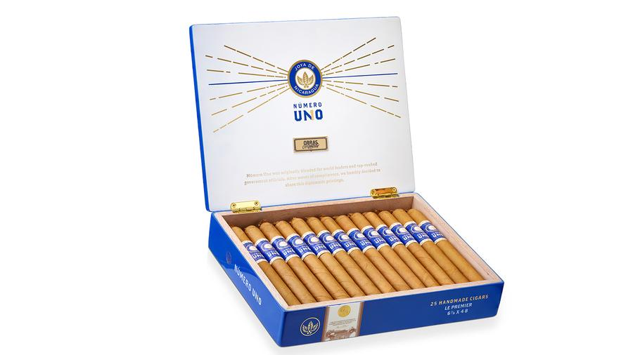 New Batch of Joya de Nicaragua's Número Uno Hitting Stores Soon, Along with New Size