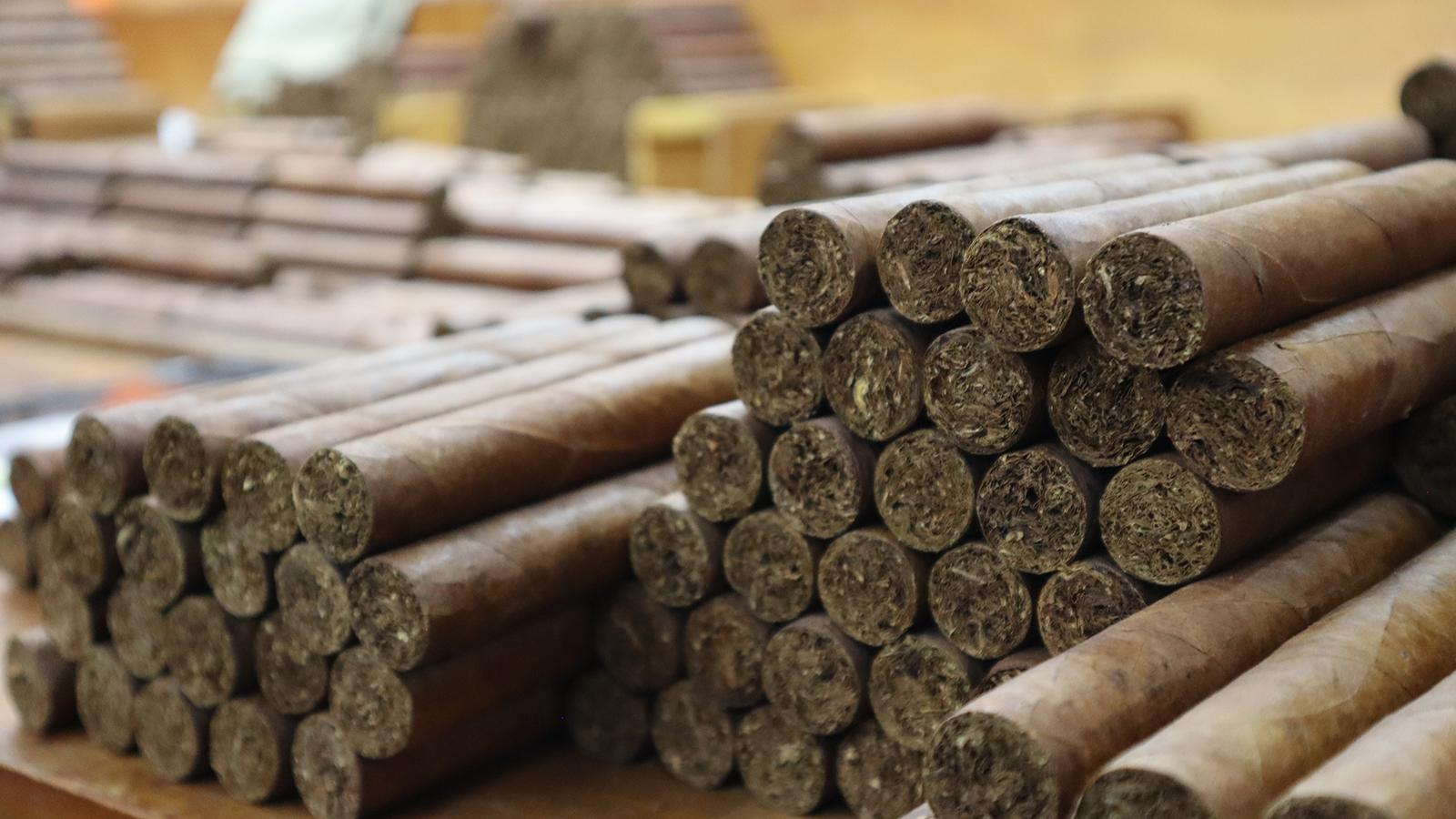 Bunch of cigars