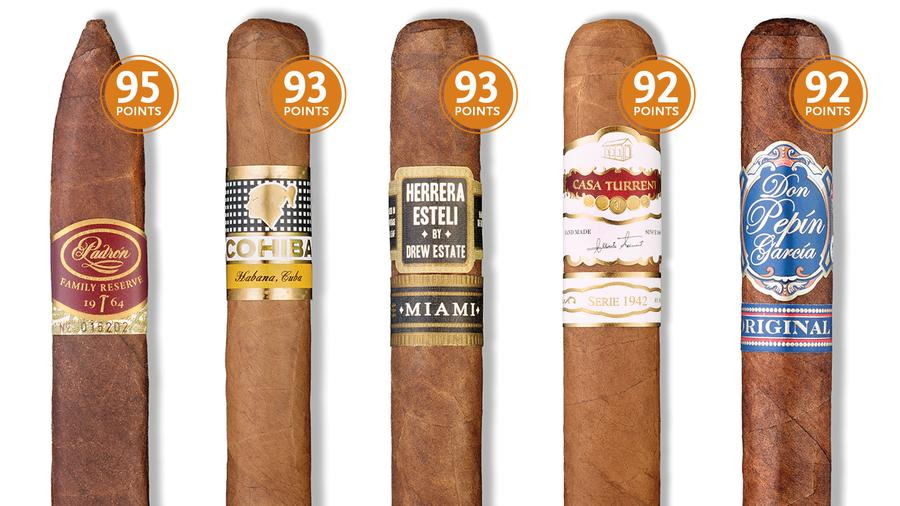 These 15 Cigars Are Smoking Well Right Now