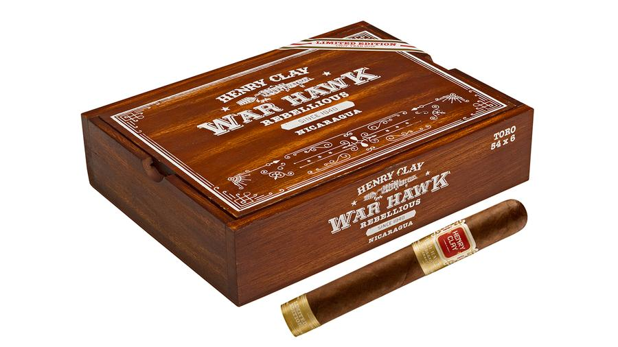 Limited Henry Clay War Hawk Rebellious Debuting in July