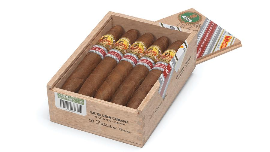 Regional La Gloria Cubana Comes to the U.K.