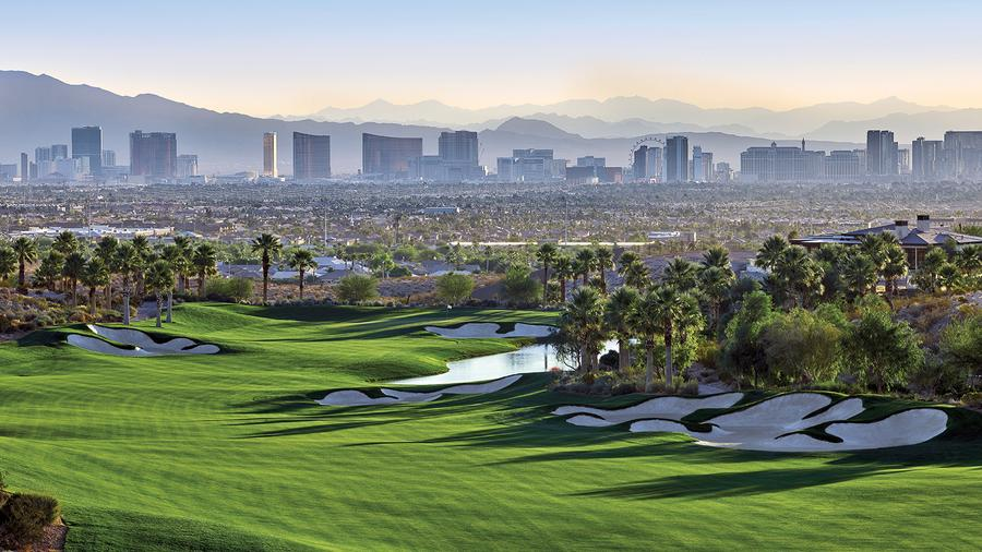 The Most Luxurious Golf Course in Las Vegas