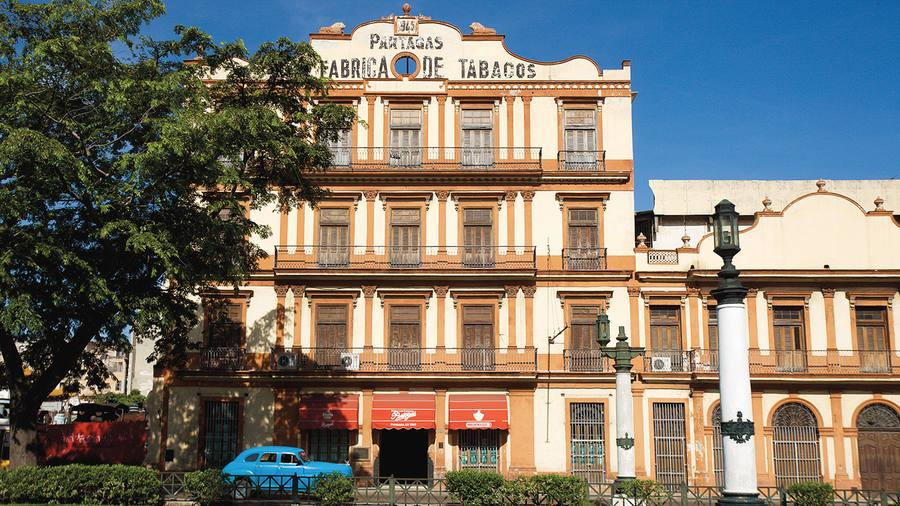 Roof Collapse at Cuba's Partagás Factory Closes Iconic Casa del Habano