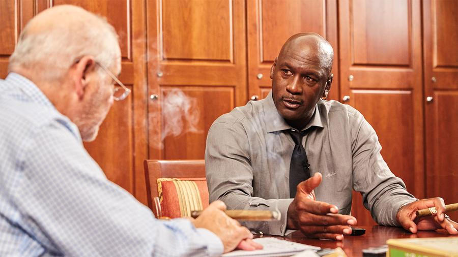 Complete Michael Jordan Video Interview to Debut July 30 at 7 p.m.
