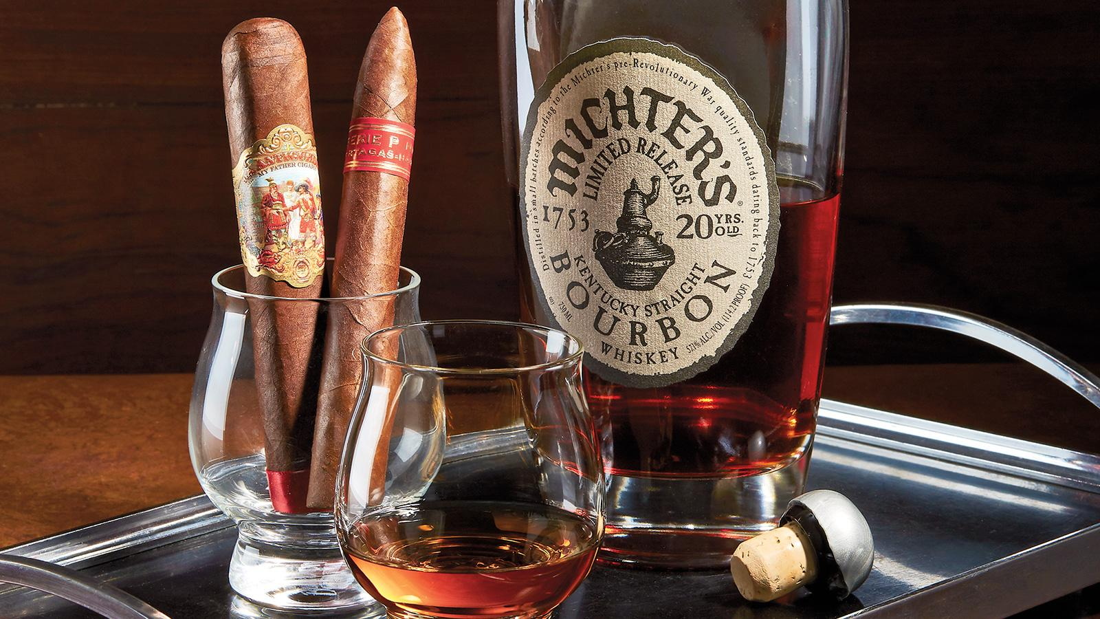 Michters and Cigars