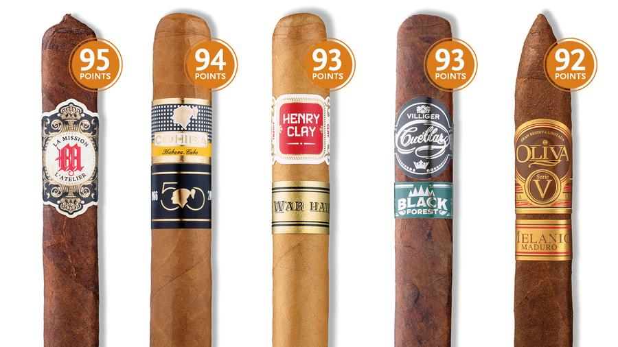 Stave Off the Heat with These 24 Outstanding Cigars