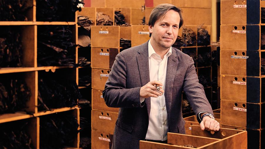 A Conversation With Oliva Cigar Co. Owner: Fred Vandermarliere