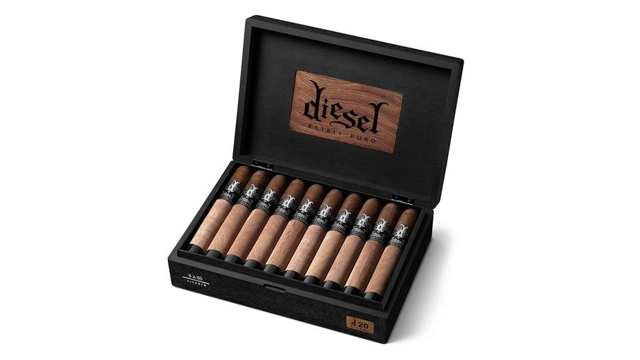 Diesel Estelí Puro From A.J. Fernandez Coming in September