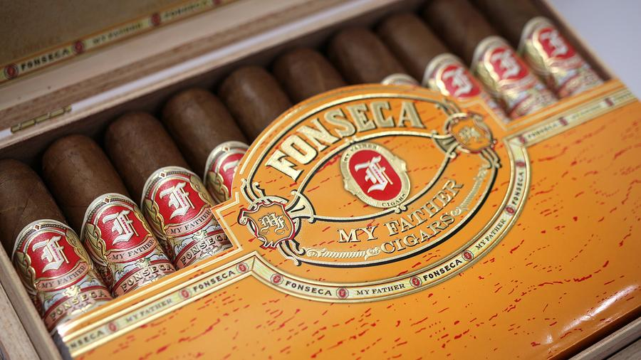 My Father-Made Fonseca Shipping Next Week