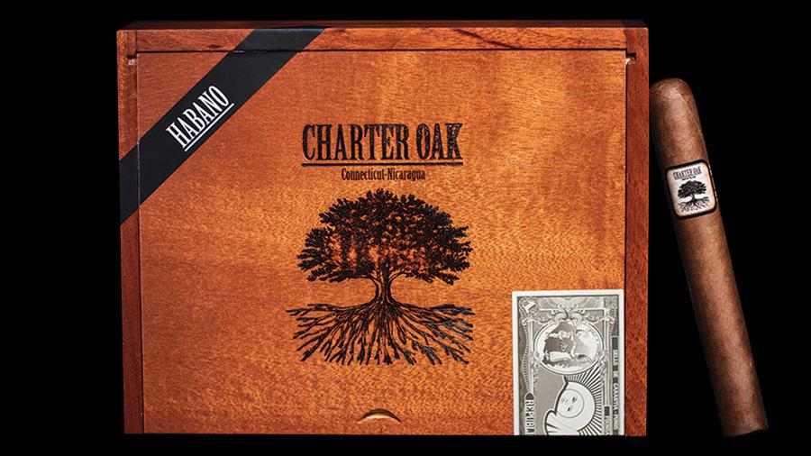 Charter Oak Habano to Debut in a Few Weeks
