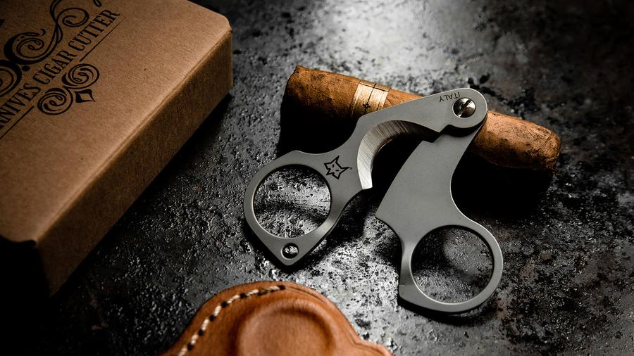 Review: Figaro Cigar Cutter by Fox Knives