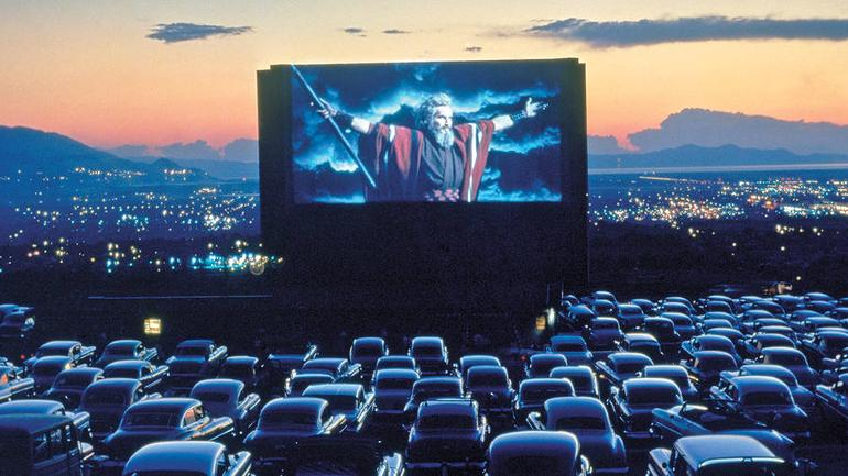 The Second Coming of the Drive-In