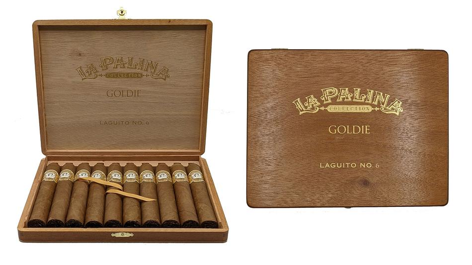 La Palina Goldie Gets Thick New Size