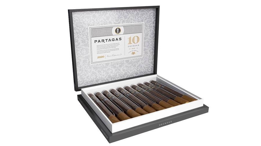 Partagas Limited Reserve Decadas 2020 Out Next Week