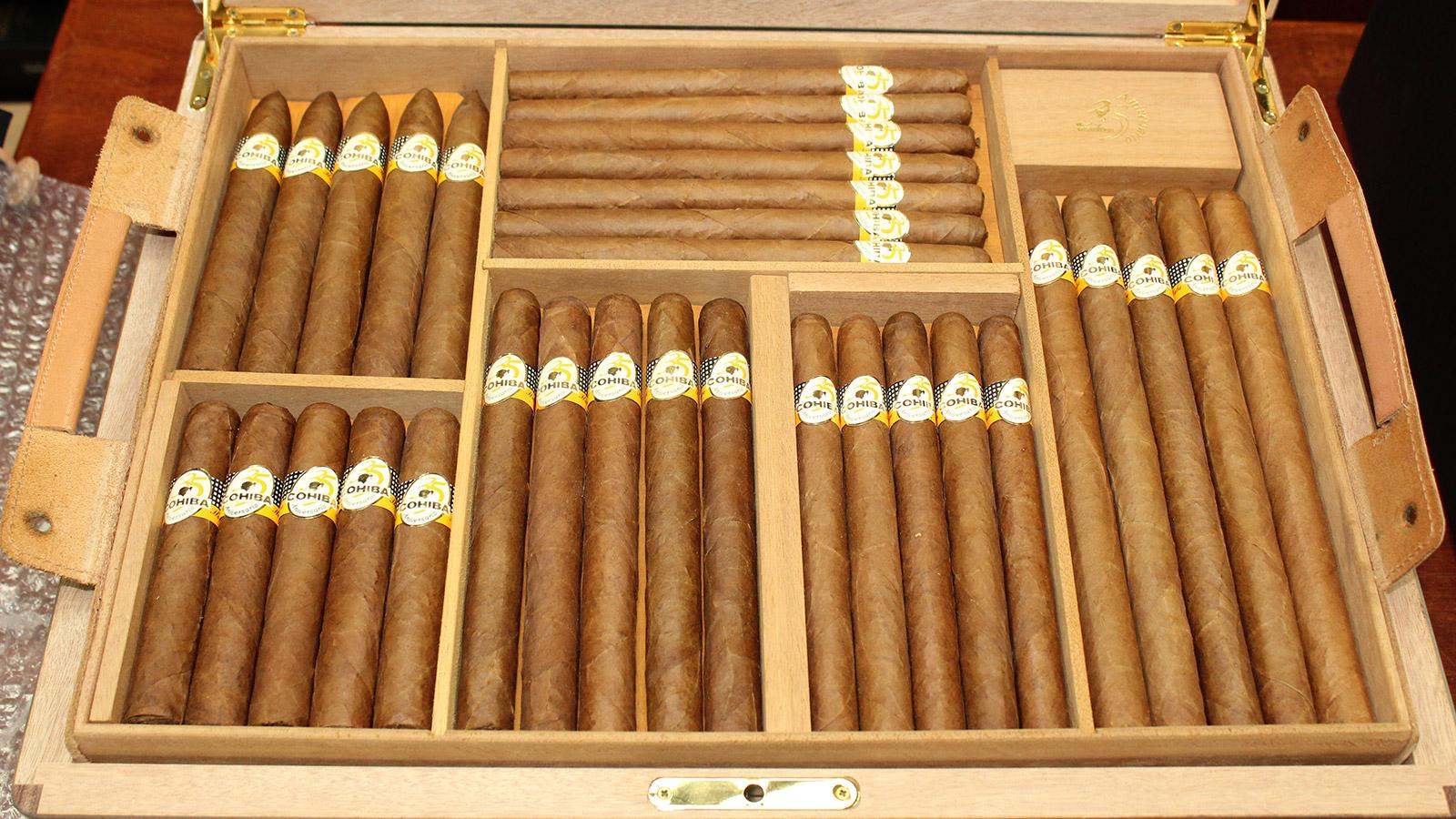 Cohiba Auction