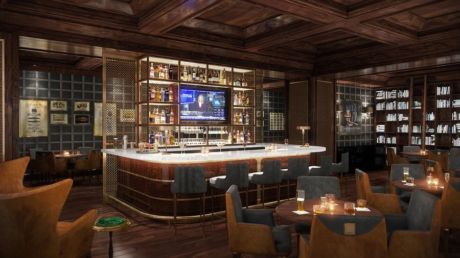 The Ritz-Carlton Cigar Club of St. Louis Gets a Revamp