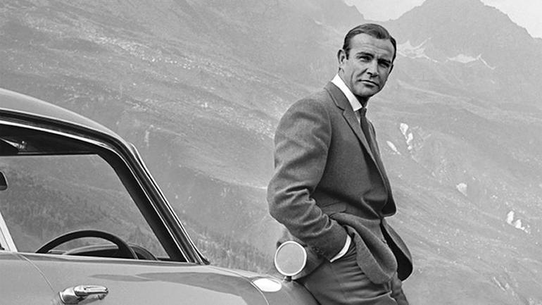License to Thrill: In Memory of Sean Connery