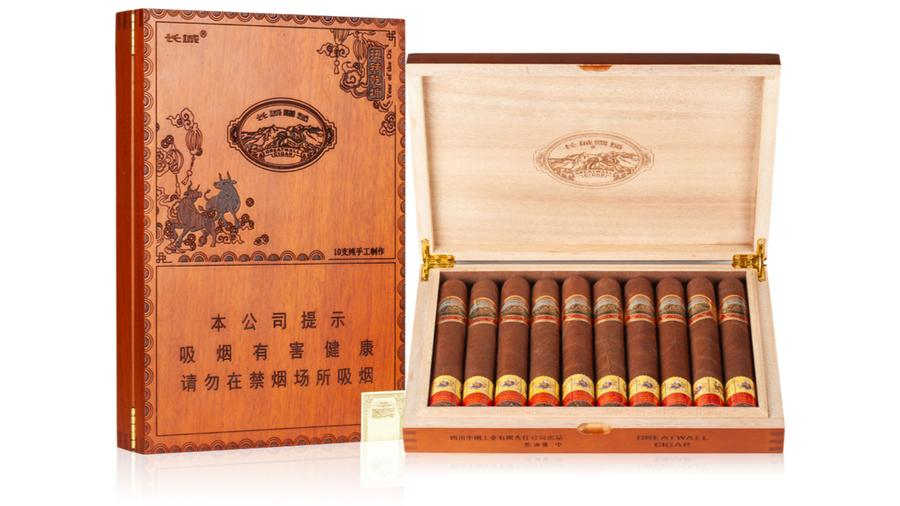 New Cigars Unveiled At Great Wall Cigar Festival in China