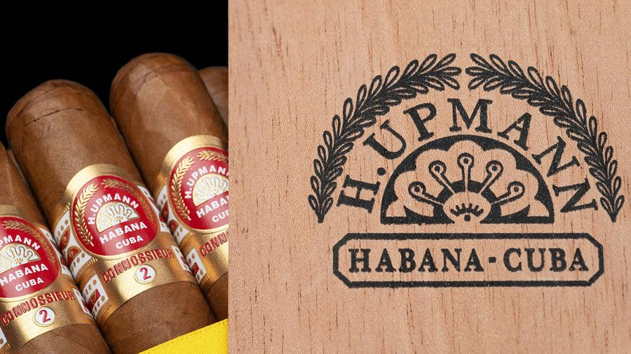 Cuban H. Upmann Connossieur No. 2 Launching Virtually In Germany