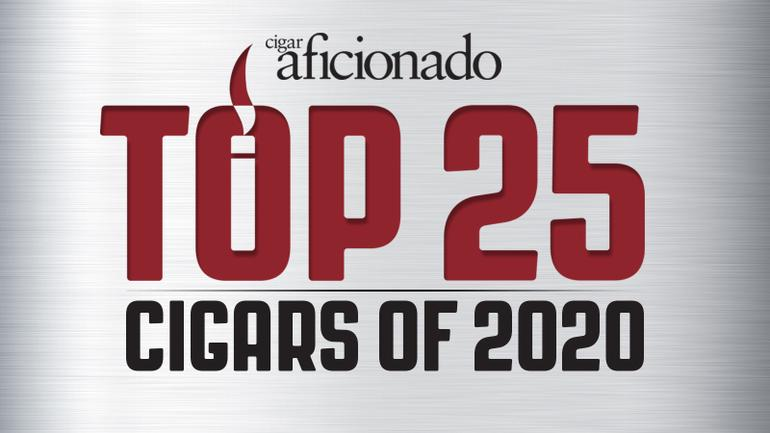 The Top 25 Cigars of 2020 Reveal Schedule