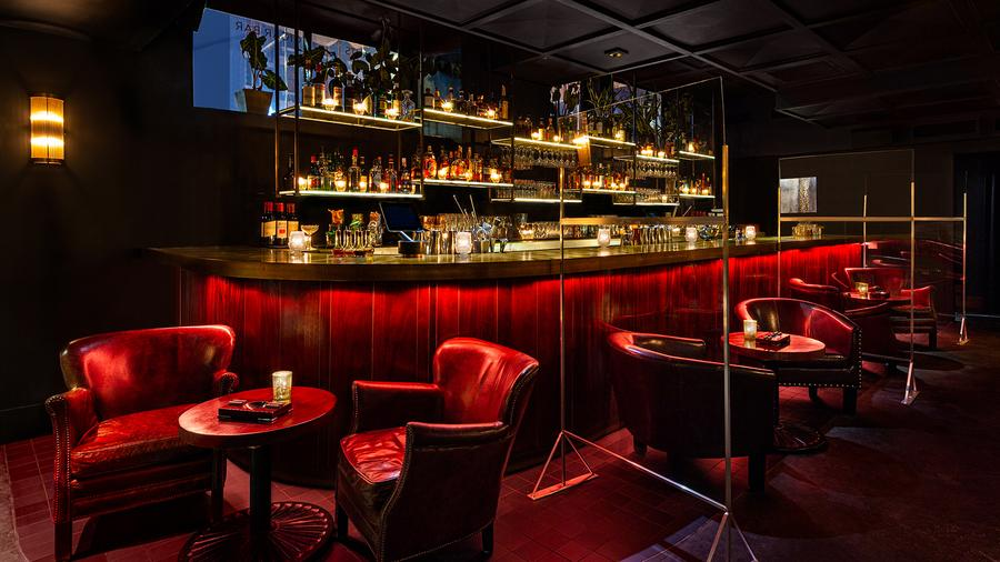 Merchants Cigar Bar Reopens In New York City After Four-Year Hiatus