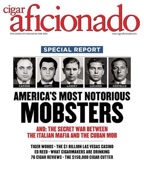 America's Most Notorious Mobsters | November/December 2020